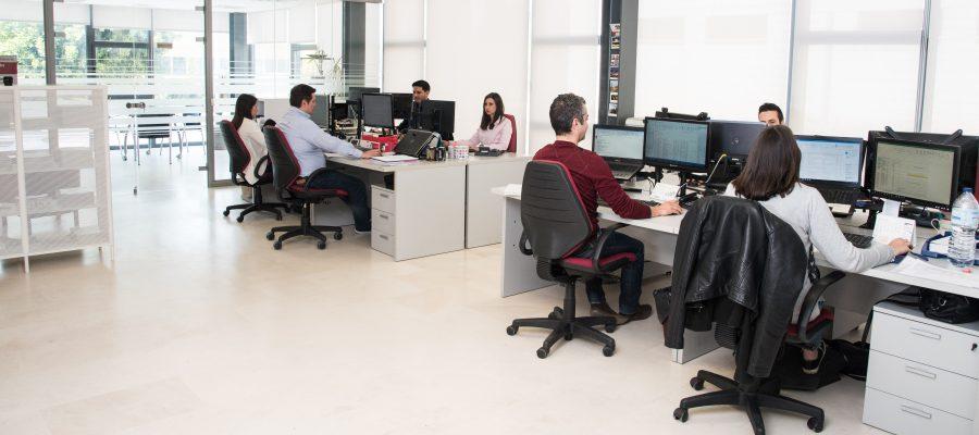 oficinas Caltex